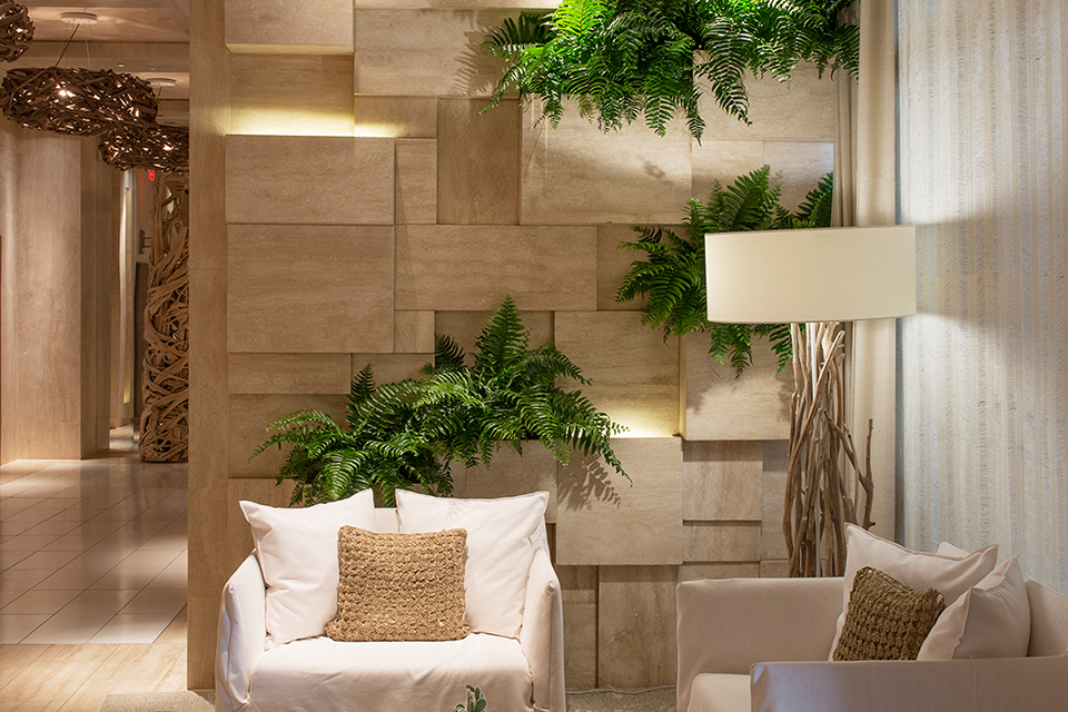 Indoor Plant Wall Decor